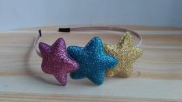 Обруч со звездочками