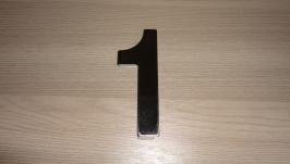 Цифры на липучке Цифра 1