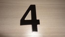 Цифры на липучке Цифра 4