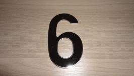 Цифры на липучке Цифра 6