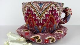 Сувенир ′Чай с конфетами′
