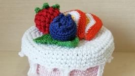 Коробочка ′тортик′ для цукерок