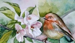Картина ′Весенний мотив′