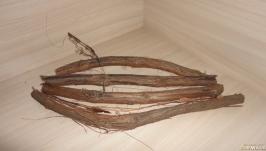 Ветки натуральные Лоза диаметр 2 - 3 см, 5 шт - выбор длины