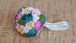 Весільний букет для подружки нареченої арт. 4013