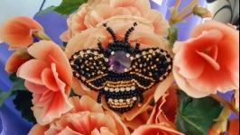 Брошь ′Пчела′