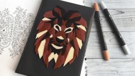 Блокнот ′Лев′