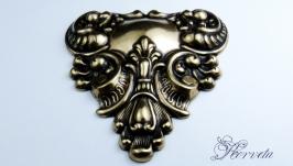 Филигрань винтажная ′античное золото′