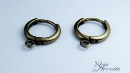 Швензы-колечки бронзовые