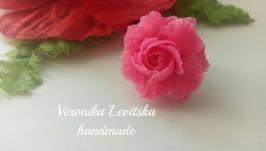 Розовое колечко