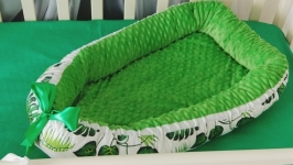 Гнездышко для новорожденного (кокон, бебинест) Tropical