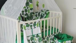 Комплект в кроватку Tropical