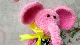 Рожеве слоненя