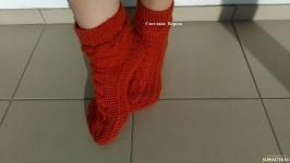 Носочки ′ Светлана  ′ укороченные