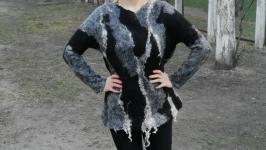 ВАляний светр