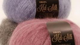 Пряжа Drops Kid-Silk огромный выбор цветов