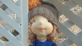 кукла Медуница