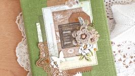 Яскравий жіночий блокнот, А5