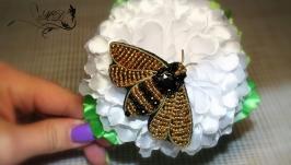 Брошь ′Пчёлка′