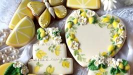 Лимонне весілля . Пряники
