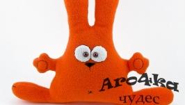 Заяц Морковкин (обнимашка, сплюшка)