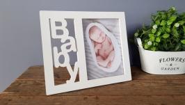Рамка для фото новорожденного - Фоторамка ′Baby′