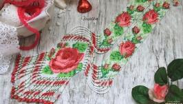 Гердан ′Розовый сад ′-2