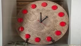 Настенные часы CAPSBOARD WATCH