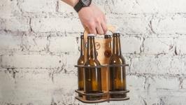 Ящик для пива сборной CAPS BOХ 4