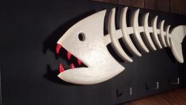 181117_вешалка-ключница_скелет рыбы_1
