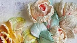 Панно Виноград и розы