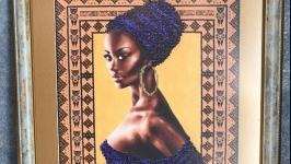Африканка.