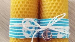 Комплект свічок ′Мрії про море′