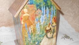 Чайный домик ′Цветущее лето′