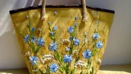 Сумка′Полевые цветы′.