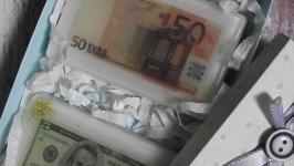 ′Банкноты′ - мыло ручной работы