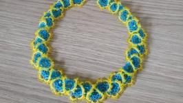 Огалала жовто-блакитна