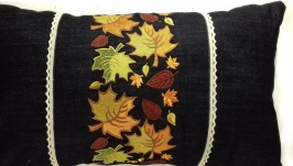 Подушки «Осенний вальс»