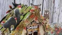 Чайный домик ′Там на неведомых дорожках′