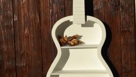 Гитара-полка