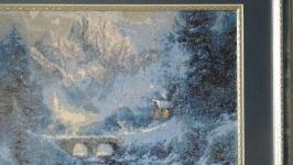«Зима в горах»