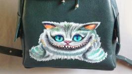 Женский рюкзак ′Чеширский кот′