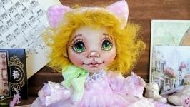 Игровая куколка Кисуня