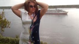 Валяное платье ′День и ночь′