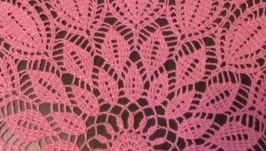 Салфетка ′Малиновый цвет′