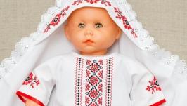 Хрестильний набір Українська традиція