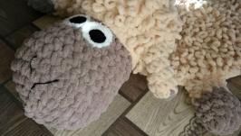 тут изображено Детский напольный коврик ′Барашек Свен′