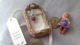 подарок на рождение Микро-пупсик Тоня