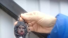 Кулон ′Африка′