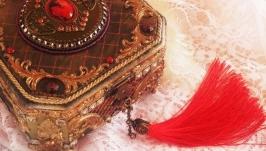 Шкатулка для бижутерии Сказки Шехерезады